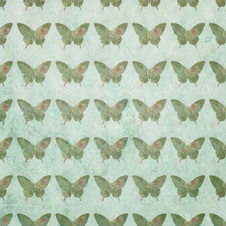 shabby chic butterfly paper background digital download