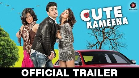 Cute Kameena Official Trailer Nishant Singh and Kirti Kulhari Piyush Mishra with Swanand Kirkire