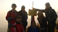 Puncak Mega Gunung Puntang Bandung