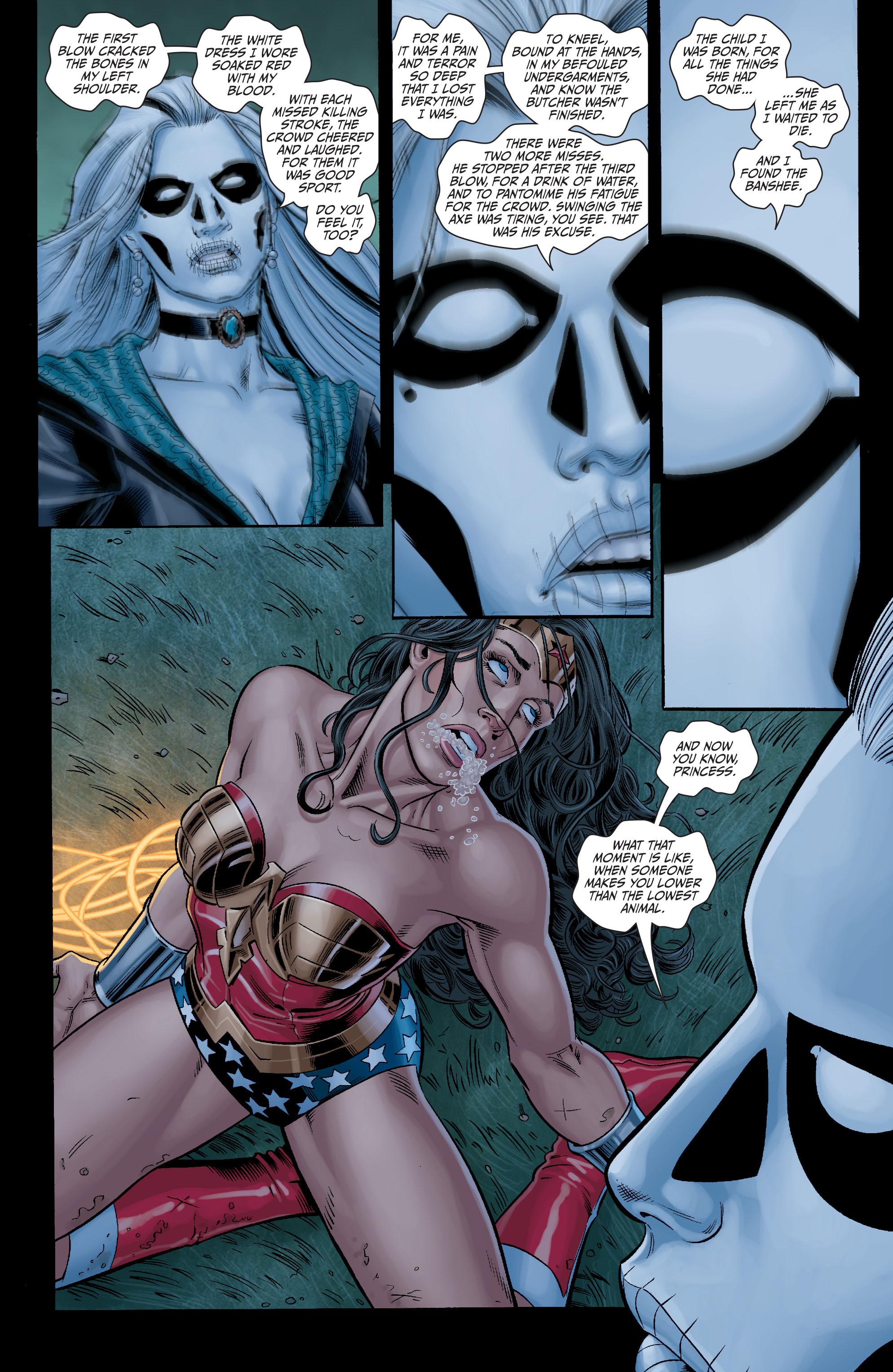 Read online Secret Six (2008) comic -  Issue #12 - 13