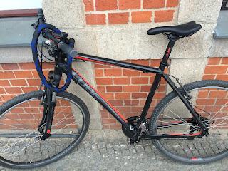 Stolen Cube LTD Bike