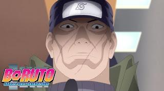 Ibiki Morino: Líder da equipe 40 em Boruto: Naruto Next Generations