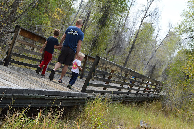 Boardwalks at Red Rock Recreation Area