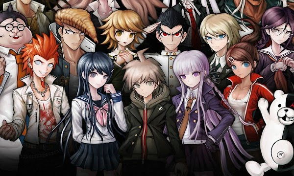 Mini Reseña del Anime Danganronpa