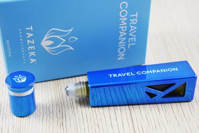 Tazeka Aromatherapy Travel Companion