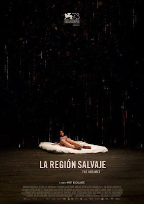 La Región Salvaje 2016 DVD Custom HD Latino