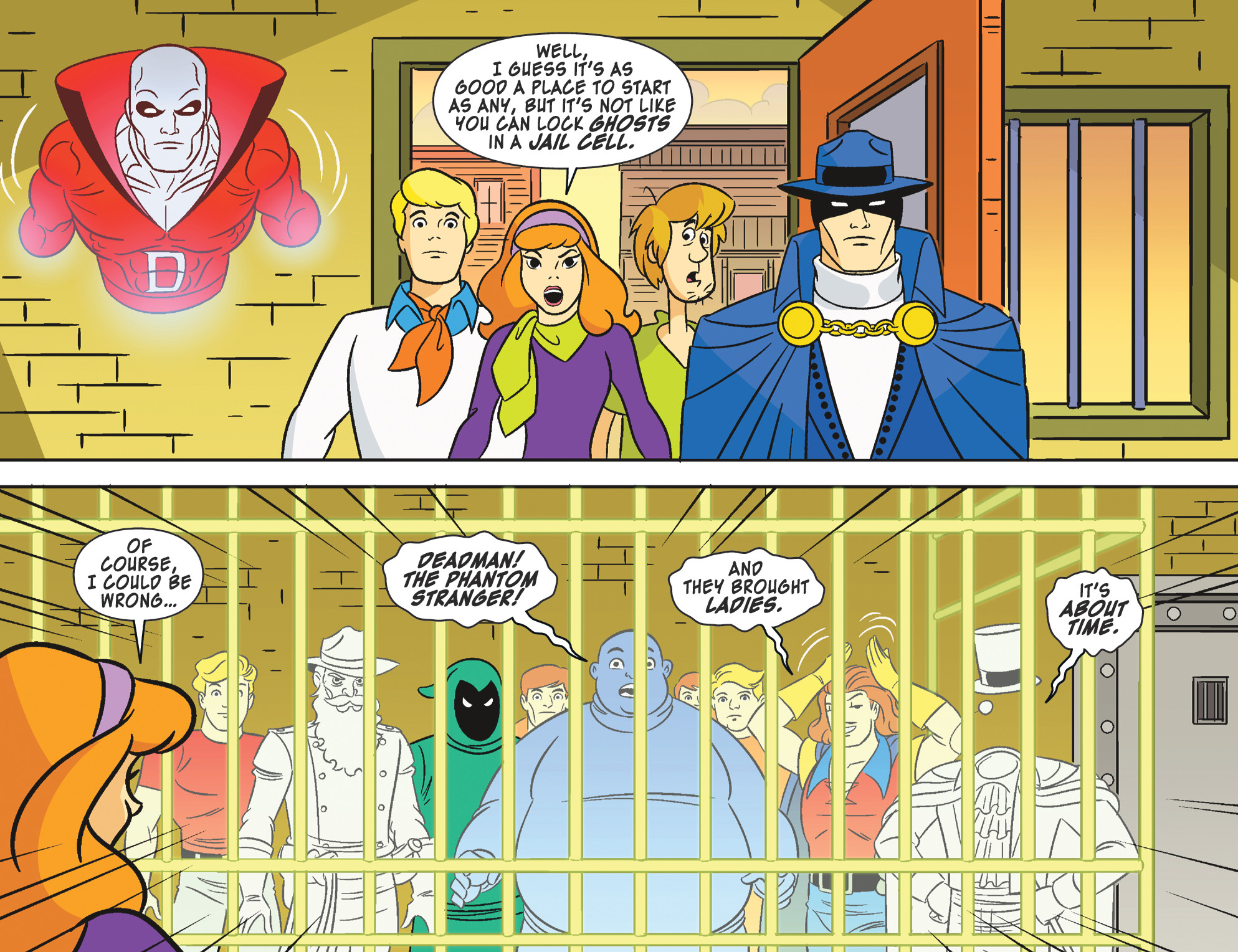 Read online Scooby-Doo! Team-Up comic -  Issue #25 - 16