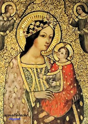 Virgen de Rocamador - Iglesia de San Lorenzo (Sevilla)
