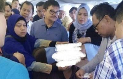 dosen asal sigli meninggal di pesawat garuda indonesia