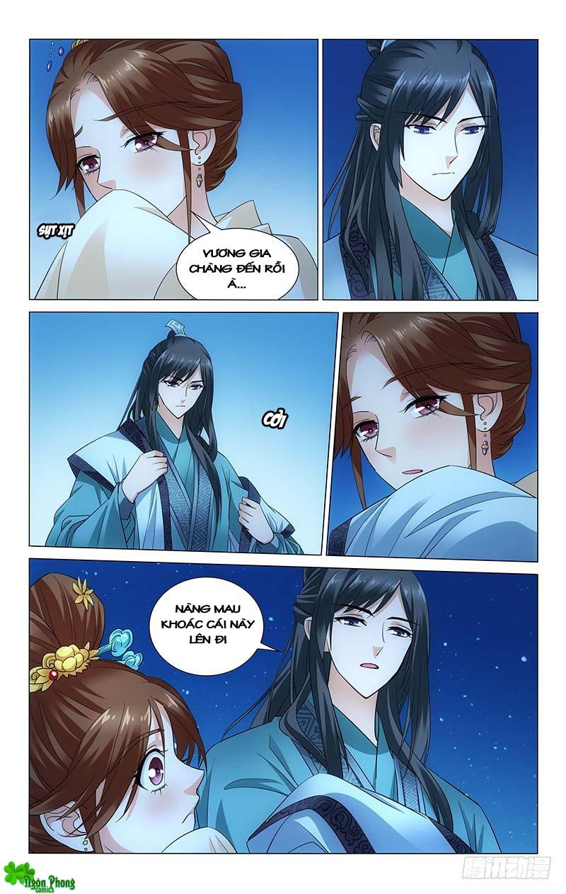 Vương Gia! Không Nên A! – Chap 108