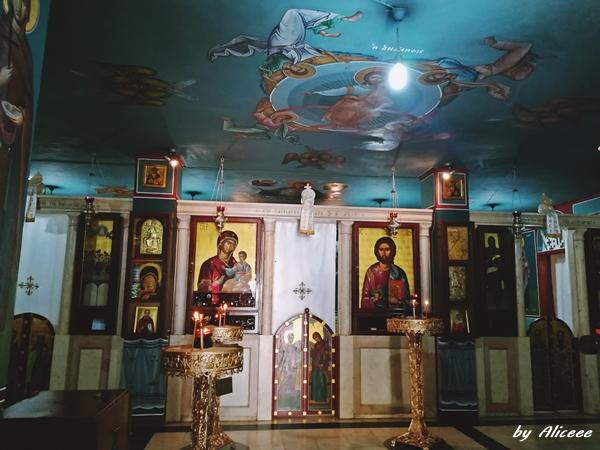 Mănăstirea și Capela înălțarea Domnului