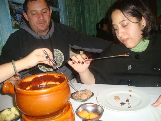 Fondue em Gramado - não deixe de experimentar