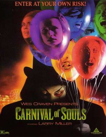 Poster Of Carnival of Souls 1998 Dual Audio 850MB DVDRip [Hindi - English] - UNRATED Free Download Watch Online Worldfree4u