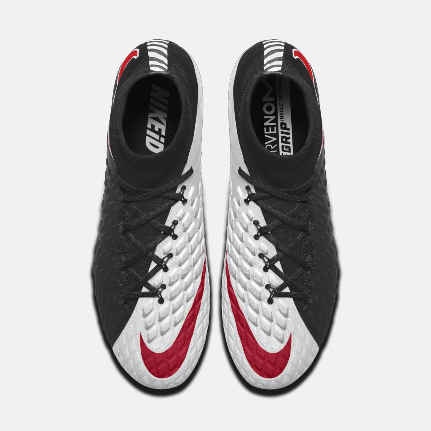 100% authentic cf135 258cf reduced it is possible to choose between three different plate options for nike  hypervenom phantom 3
