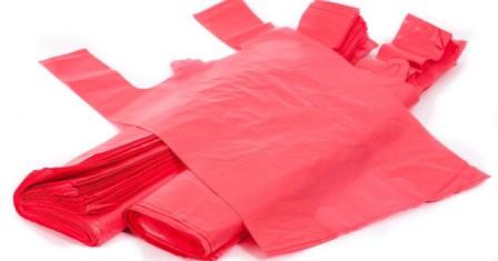 Plastik untuk pakaian kotor