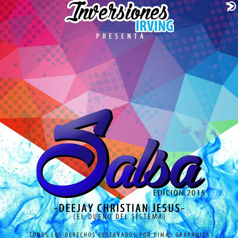 SALSA INVERSIONES IRVING DJ CRISTIAN JESUS
