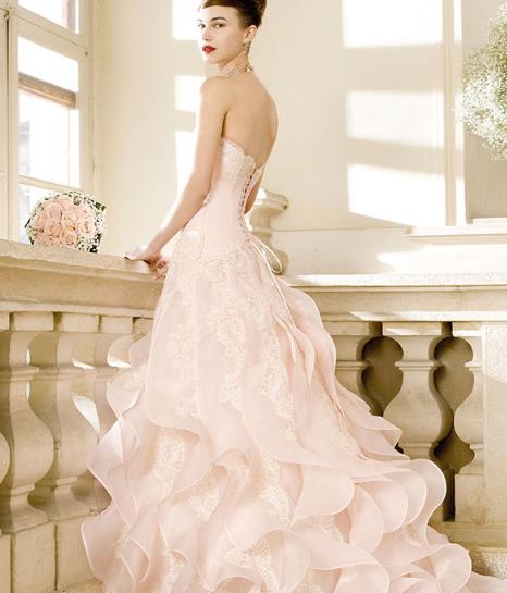 temi matrimonio 2014 per collezione sposa Aimée