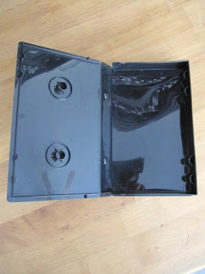 recycled vhs case