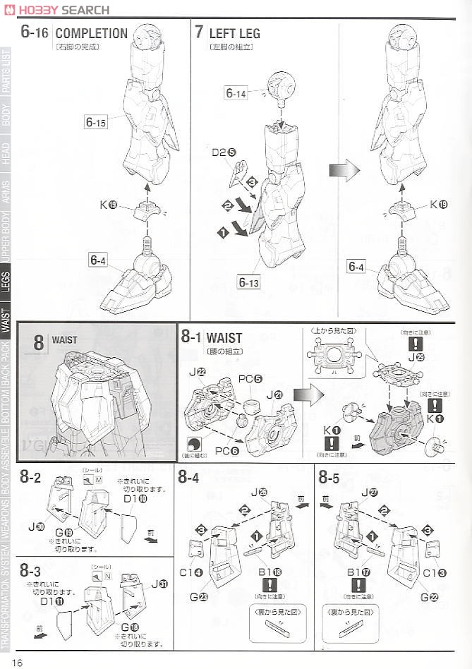 Gundam Dipendente: MG 1/100 RX-93 Nu