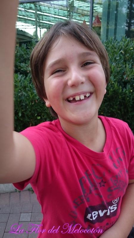 Estamos en el parque de Playmobil!!!!