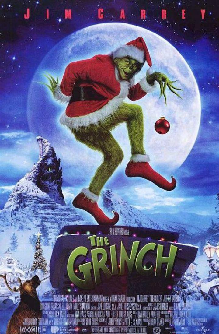Letr@herida: ¡Cómo el Grinch robó la Navidad!