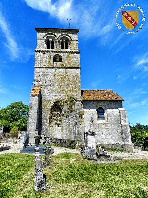 MEDONVILLE (54) - Eglise romane Notre-Dame