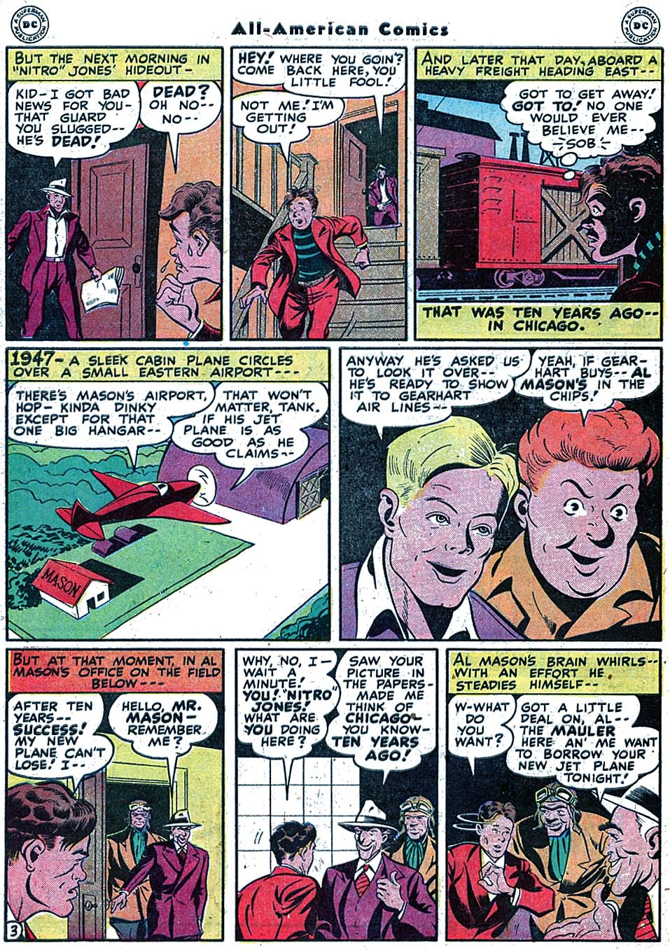 Read online All-American Comics (1939) comic -  Issue #90 - 44