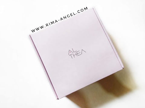 Unboxing Althea Angels - Rewards Point