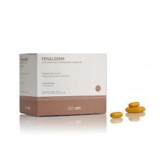 Fenalderm cápsulas Para el Tratamiento del vitiligo.