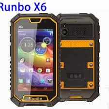 spesifikasi hape outdoor Runbo X6
