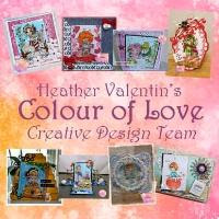 COLOUR OF LOVE CREATIVE DESIGN TEAM