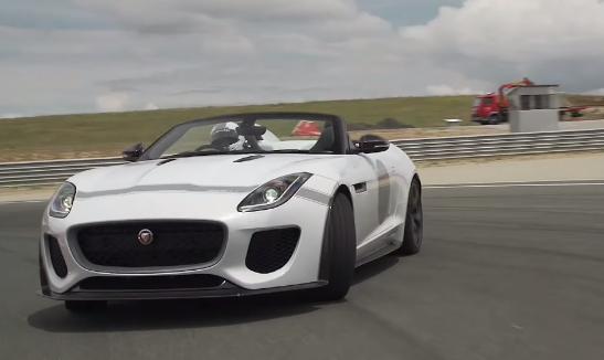 Jaguar F-Type Project 7 Review