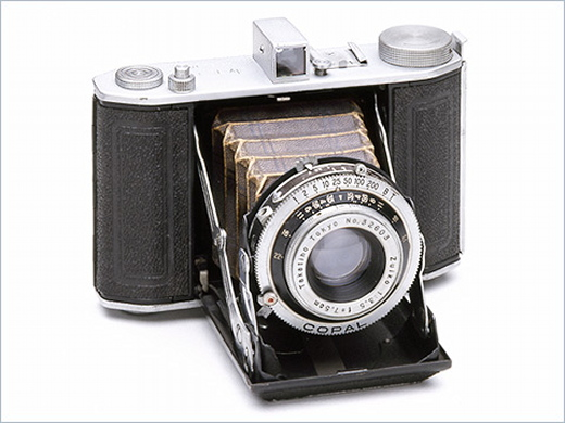 Olympus Chrome Six I (1948)