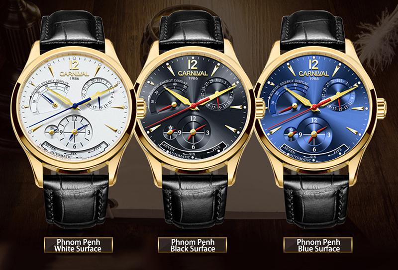 đồng hồ nam tốt thời trang