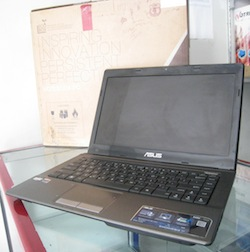jual laptop second asus x43u