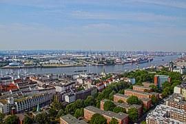 Port Elbe: Hamburg