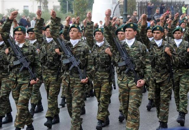 Χρυσή αυγή: Απαγορεύουν στους στρατιώτες στο «hot spot» Διαβατών να φορούν το εθνόσημο για να μην προκαλούν τους λαθρομετανάστες!