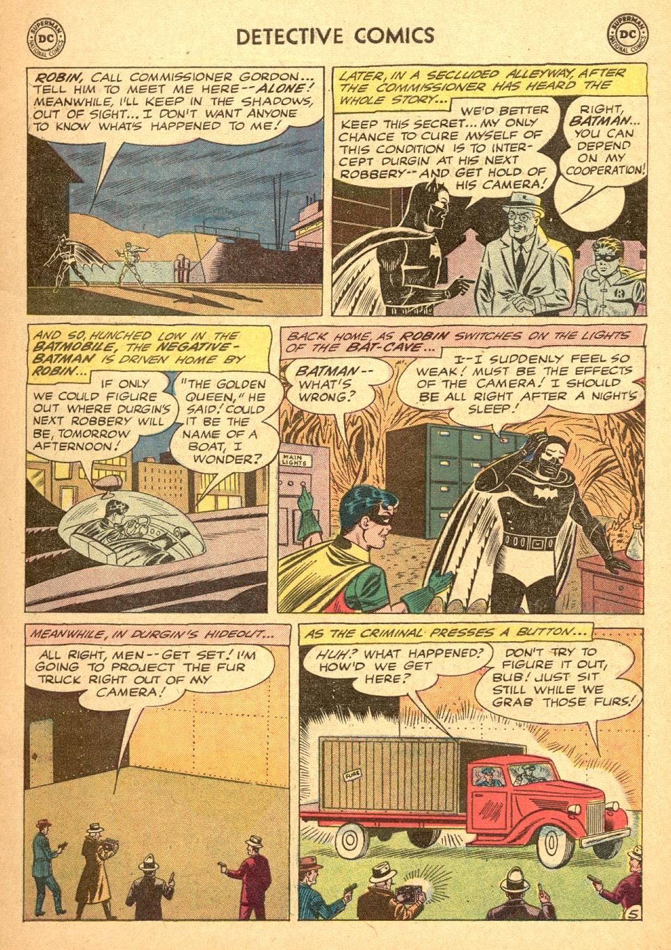 Detective Comics (1937) 284 Page 6