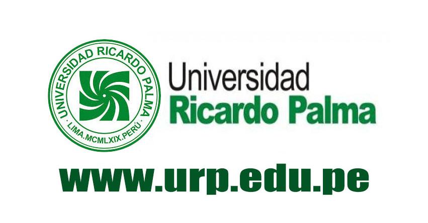 URP: Admisión Universidad Ricardo Palma 2019-1 (Examen General 1 Marzo) Inscripción de Postulantes - www.urp.edu.pe