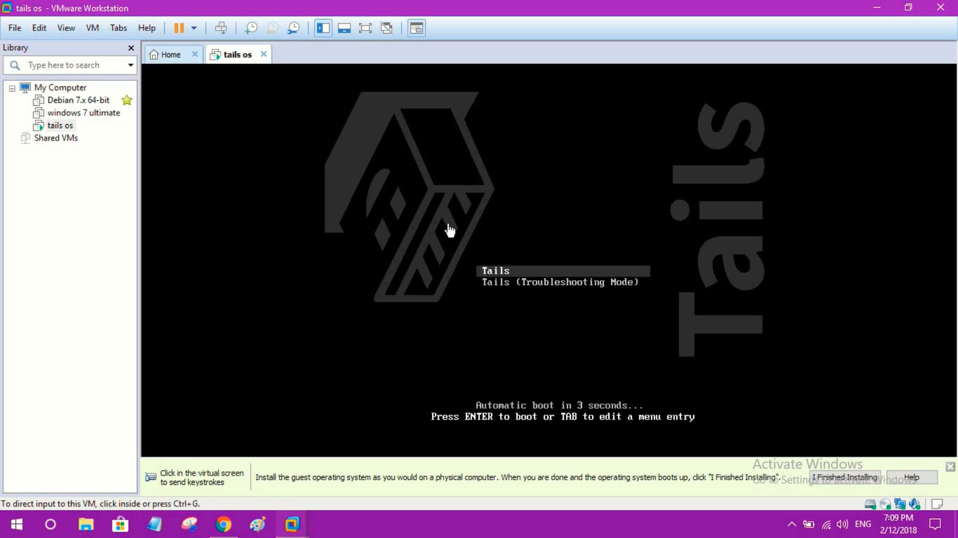 download tails os 64 bit