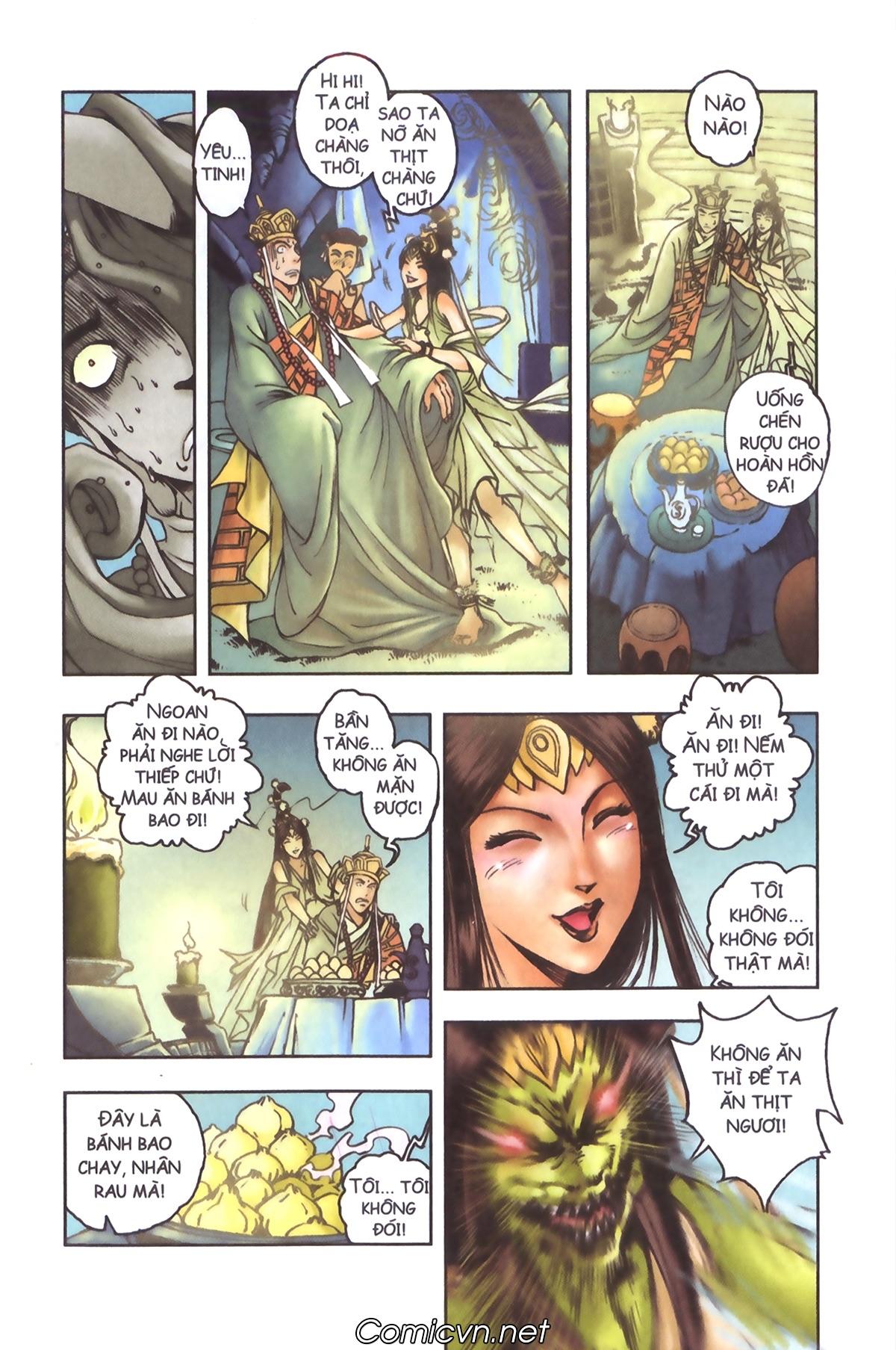 Tây Du Ký màu - Chapter 99 - Pic 23