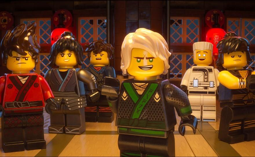 "Assista ao divertido trailer completo de ""LEGO Ninjago - O Filme"""
