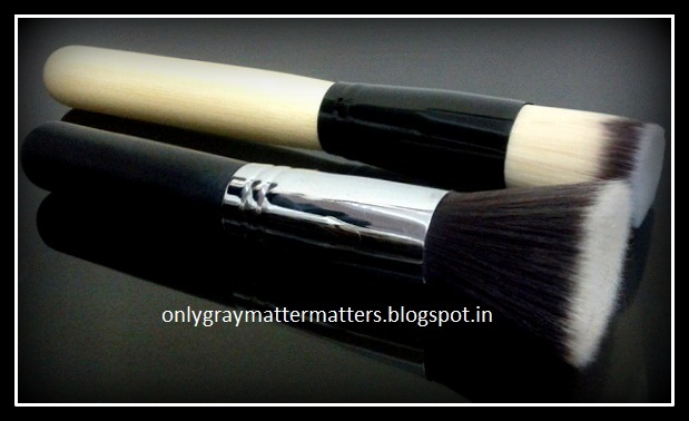 Makeup brushes foundation blush liquid powder foundation kabuki brush