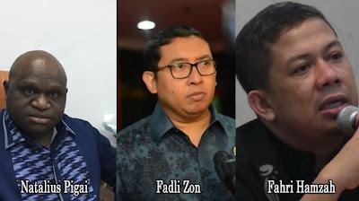 Natalius Lebih Cerdas dari Fadli Zon dan Fahri Hamzah dalam Kritik Jokowi
