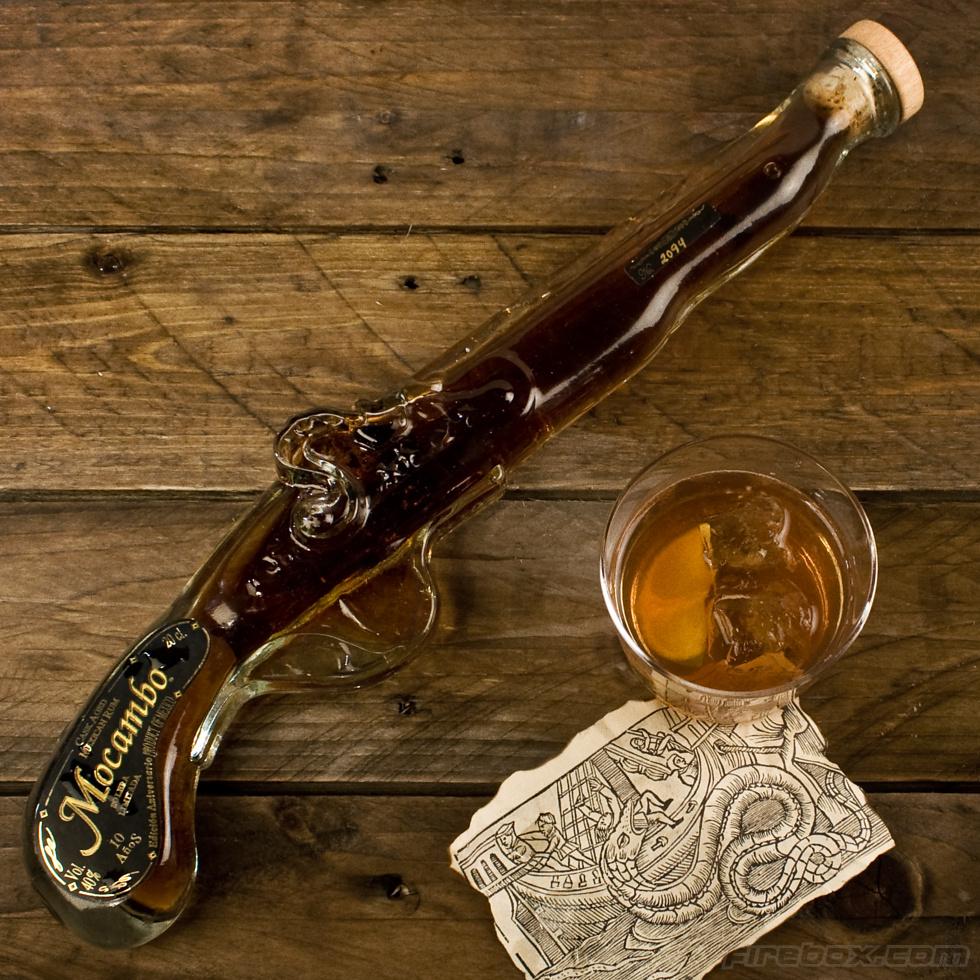 Tales From The Home Bar Een Glazen Pistool Tequila En Rum