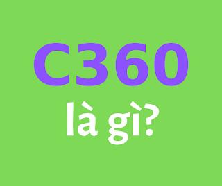 c360 la gi