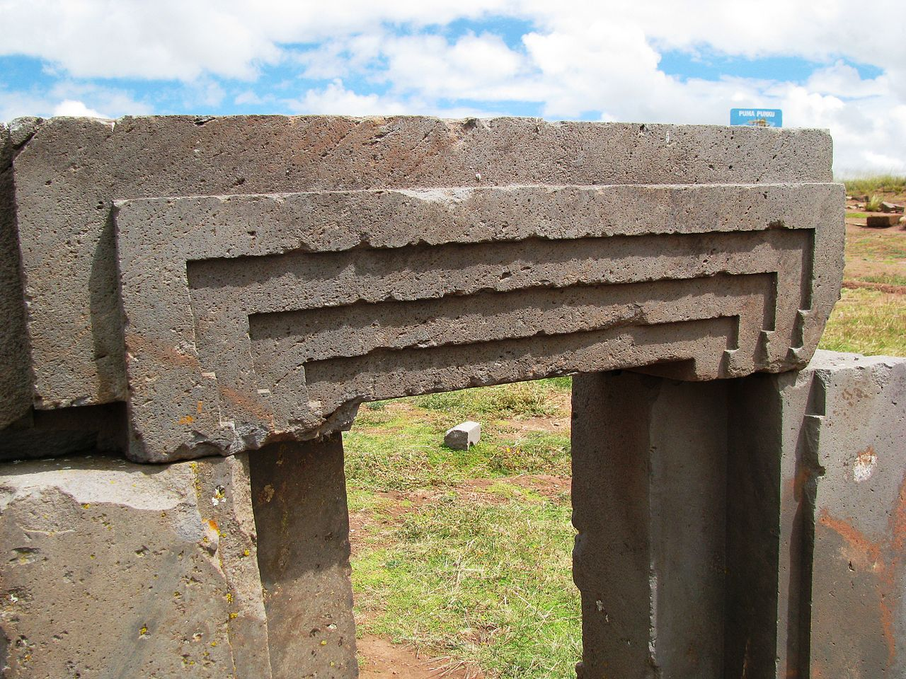 The Spurberry Puma Punku Bolivia