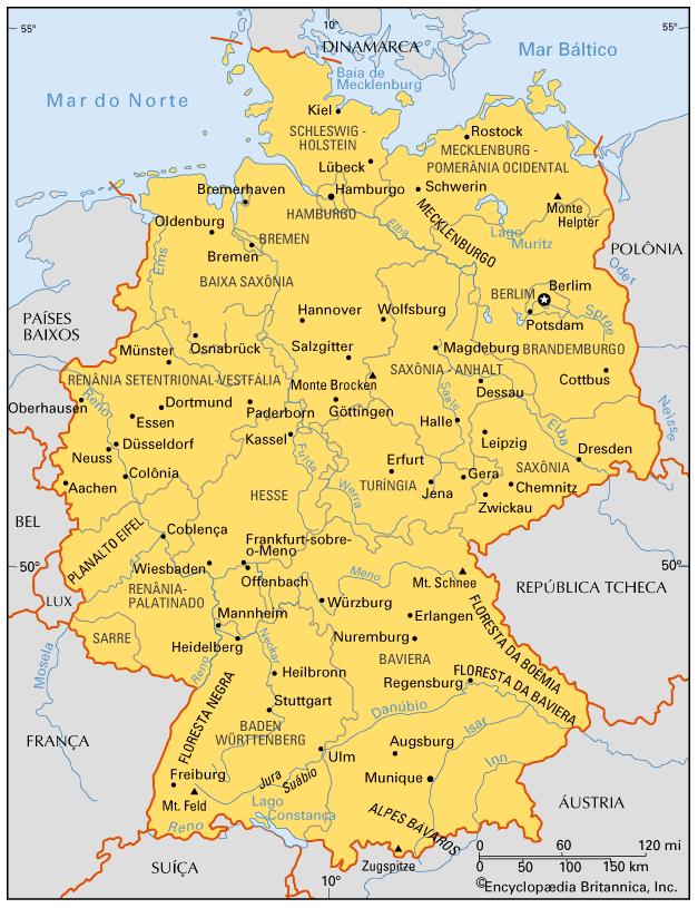 Alemanha - Aspectos Socioculturais da Alemanha