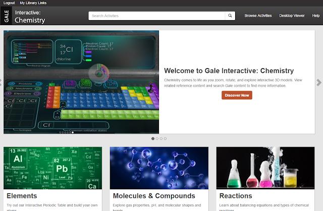 Interactive : Chemistry