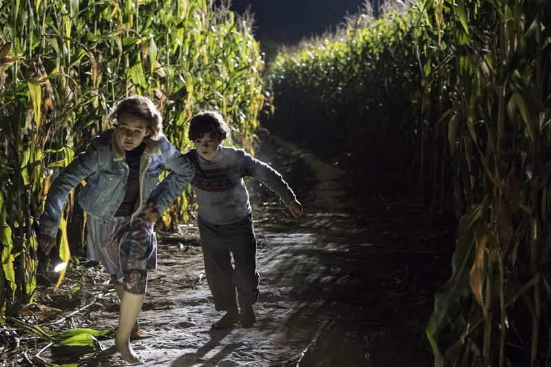 Movie Review by Rawlins, A Quiet Place, Horror Movie, Emily Blunt, John Krasinski, Millicent Simmonds, Noah Jupe